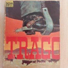 Cómics: NOVA DELL Nº 19. TRACO. FRANK BONHAM. NOVARO 1966. Lote 222595925
