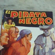 Cómics: PRPM 39 EL PIRATA NEGRO. ARNOLDO VISCONTI. LAS TRES CABEZAS. Lote 222710566
