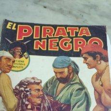 Cómics: PRPM 39 EL PIRATA NEGRO. ARNOLDO VISCONTI. RUMBO AL CARIBE. Lote 222710645