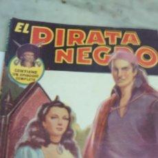 Cómics: PRPM 39 EL PIRATA NEGRO. ARNOLDO VISCONTI. UNA FAMILIA PELIGROSA. Lote 222710887