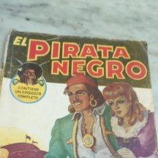 Cómics: PRPM 39 EL PIRATA NEGRO. ARNOLDO VISCONTI. LA ESPADA JUSTICIERA. Lote 222711016