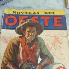 Cómics: PRPM 39 EDICIONES CLIPER. NOVELAS DEL OESTE. LA RUTA DE TEXAS.. Lote 222711793