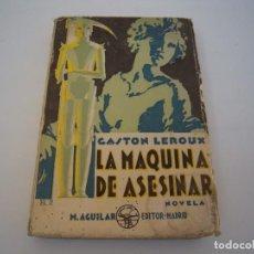 Cómics: LA MAQUINA DE ASESINAR. Lote 223238035