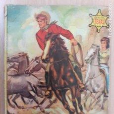 Cómics: SALVAJE TEXAS Nº 293. DOS DESALMADOS. ALF REGALDIE. BRUGUERA 1961. Lote 224320182