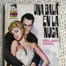 Cómics: MANHATTAN EXTRA. Nº 26. UNA BALA EN LA NUCA. / DELANO DIXEL. -ED. MANHATTAN 1962 - NOVELA POLICIACA. Lote 224699578