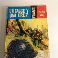 Cómics: COLECCIÓN COMBATE RICHARD WAR NUEMRO 56 (UN VASCO Y UNA CRUZ). Lote 224711537