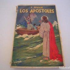 Cómics: LOS APOSTOLES - E.RENAN. Lote 231189220