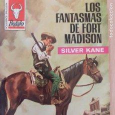 Comics: BÚFALO Nº 962. LOS FANTASMAS DE MADISON. SILVER KANE. 1ª EDICIÓN. BRUGUERA 1972. MUY BUEN ESTADO. Lote 232208790
