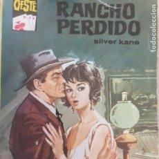 Comics: ASES DEL OESTE Nº 252. RANCHO PERDIDO. SILVER KANE. BRUGUERA 1964. 1ª EDICIÓN. BUENO. Lote 232355330