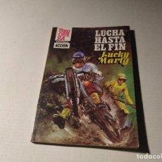 Fumetti: COLECCIÓN DOBLE JUEGO Nº 56 (MOTOCROS) - LUCHA HASTA EL FÍN - LUCKY MARTY - NOVELAS ECSA. Lote 232621645