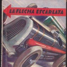 Cómics: NOVELA COLECCION LA NOVELA DEPORTIVA LA FLECHA ESCARLATA. Lote 235093520