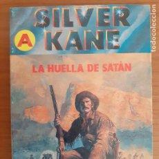 Comics: SILVER KANE Nº 106. LA HUELLA DE SATÁN. EDITORIAL ASTRI 1988. MUY BUENO. Lote 235546190