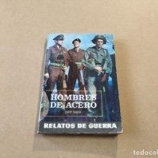 Cómics: NOVELA RELATOS DE GUERRA Nº 278 - HOMBRES DE ACERO - PETER KAPRA - TORAY. Lote 236406900
