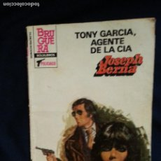 Cómics: TONY GARCÍA, AGENTE DE LA CIA - JOSEPH BERNA - SERVICIO SECRETO Nº 1756. Lote 236725640