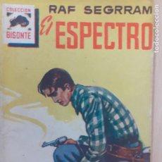 Cómics: BISONTE Nº 83. EL ESPECTRO. RAF SEGRRAM. BRUGUERA. 4 PESETAS. BUENO. Lote 236979560