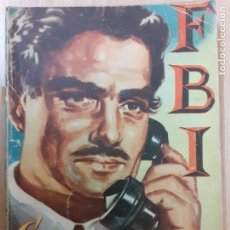 Cómics: FBI Nº 266. ESCONDITE PARA UN CADÁVER. LEWIS HAROC.. EDITA ROLLAN 1955. Lote 237169830