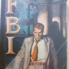 Cómics: FBI Nº 170. EL VERDUGO ESPERA.JIM MURRAY.. EDITA ROLLAN 1953. Lote 237170705