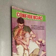 Cómics: CONFIDENCIAS Nº 211: SI TÚ ME OLVIDASES... / COLECCIÓN DAMITA - ED. FERMA. Lote 237171315