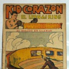 Cómics: KID-CORAZON EL LEON DEL RING Nº6. Lote 237300790