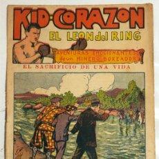 Cómics: KID-CORAZON EL LEON DEL RING Nº8. Lote 237300860