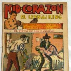 Cómics: KID-CORAZON EL LEON DEL RING Nº10. Lote 237301060