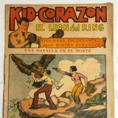 Cómics: KID-CORAZON EL LEON DEL RING Nº11. Lote 237301150
