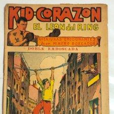 Cómics: KID-CORAZON EL LEON DEL RING Nº12. Lote 237301190