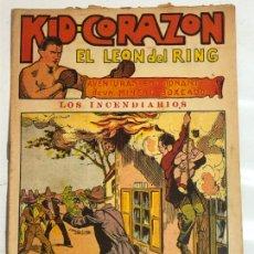 Cómics: KID-CORAZON EL LEON DEL RING Nº14. Lote 237301275