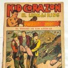 Cómics: KID-CORAZON EL LEON DEL RING Nº16. Lote 237301395