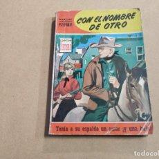 Comics: NOVELA COLECCIÓN KANSAS Nº 161 - CON EL NOMBRE DE OTRO - MARCIAL LAFUENTE ESTEFANÍA - BRUGUERA. Lote 240266960