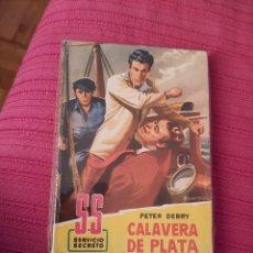 Comics : CALAVERA DE PLAYA DE PETER DEBRY. Lote 241787500