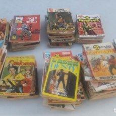 Comics : LOTE 87 NOVELA BOLSILLO VARIADAS - TEMATICA OESTE WESTERN. Lote 242167170