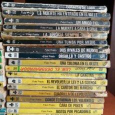 Comics : LOTE 53 NOVELAS DE FIDEL PRADO. Lote 243024705