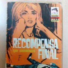 Cómics: COLECCIÓN MANHATTAN EXTRA Nº 15. RECOMPENSA FINAL.RAY SIMMONDS. EDICIONES MANHATTAN 1963. Lote 243046850