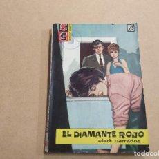 Cómics: NOVELA SS SERVICIO SECRETO Nº 645 - EL DIAMANTE ROJO - CLARK CARRADOS - BRUGUERA. Lote 244514450