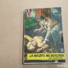 Cómics: NOVELA SS SERVICIO SECRETO Nº 686 - LA MUERTE ME BUSCABA - ALF REGALDIE - BRUGUERA. Lote 244516010