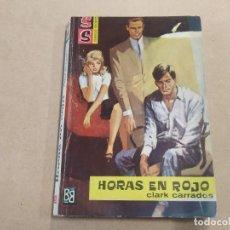 Cómics: NOVELA SS SERVICIO SECRETO Nº 688 - HORAS EN ROJO - CLARK CARRADOS - BRUGUERA. Lote 244516255