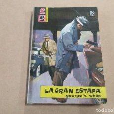 Cómics: NOVELA SS SERVICIO SECRETO Nº 702 - LA GRAN ESTAFA - GEORGE H. WHITE - BRUGUERA. Lote 244516565