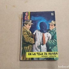 Cómics: NOVELA SS SERVICIO SECRETO Nº 720 - EN LA TELA DE ARAÑA - MIKKY ROBERTS - BRUGUERA. Lote 244516700