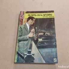 Cómics: NOVELA SS SERVICIO SECRETO Nº 743 - UN HOTEL EN EL INFIERNO - SILVER KANE - BRUGUERA. Lote 244517165