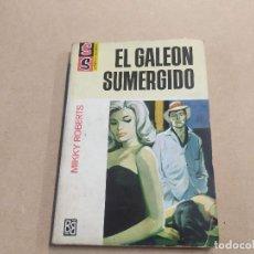 Cómics: NOVELA SS SERVICIO SECRETO Nº 861 - EL GALEÓN SUMERGIDO - MIKKY ROBERTS - BRUGUERA. Lote 244518805