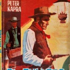 Cómics: RUTAS DEL OESTE Nº 342.EL FULLERO. PETER KAPRA. TORAY 1964. BUENO. Lote 244582945