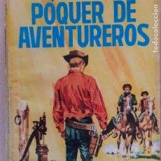 Cómics: RUTAS DEL OESTE Nº 330. PÓQUER DE AVENTUREROS. JESS MC CARR. TORAY 1964.. Lote 244583180
