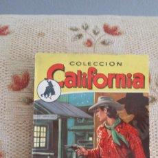 Comics: FIDEL PRADO: NEGOCIOS TURBIOS. COL. CALIFORNIA Nº 85. Lote 244694230