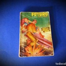 Cómics: FUTURO Nº 6 NOVELA DE CIENCIA Y FANTASÍA -EDICIONES FUTURO-. Lote 245164330