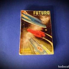 Cómics: FUTURO Nº 7 NOVELA DE CIENCIA Y FANTASÍA -EDICIONES FUTURO-. Lote 245164405