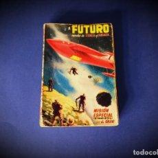 Cómics: FUTURO Nº 13 NOVELA DE CIENCIA Y FANTASÍA -EDICIONES FUTURO-. Lote 245164950