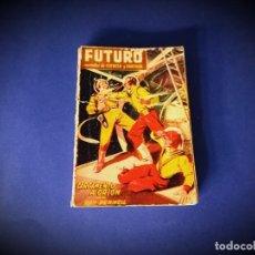 Cómics: FUTURO Nº 14 NOVELA DE CIENCIA Y FANTASÍA -EDICIONES FUTURO-. Lote 245165040
