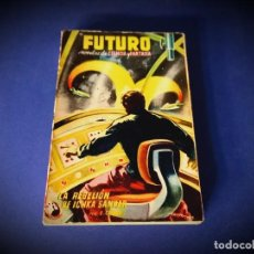 Cómics: FUTURO Nº 15 NOVELA DE CIENCIA Y FANTASÍA -EDICIONES FUTURO-. Lote 245165075