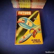Cómics: FUTURO Nº 17 NOVELA DE CIENCIA Y FANTASÍA -EDICIONES FUTURO-. Lote 245165200